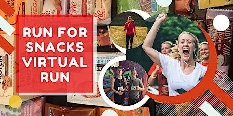 Run For Snacks Virtual Run tickets