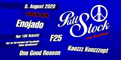 Püttstock Festival onehundred 2020 Tickets