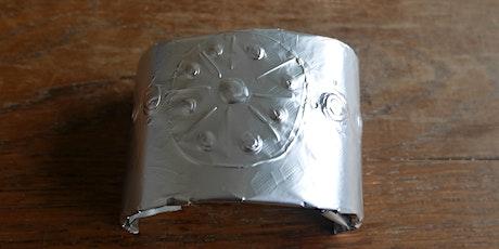 """Atelier """"Fabrication d'un bracelet"""" billets"""