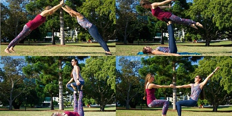 Partner  Acro + Yoga Workshop tickets