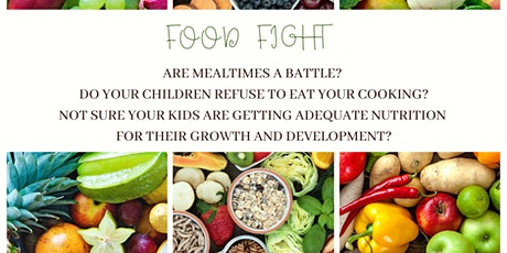 Food Fight - Workshops for parents of fussy eaters tickets