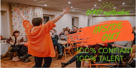 INSIDE OUT : 100% Confiant - 100% Moi-même billets