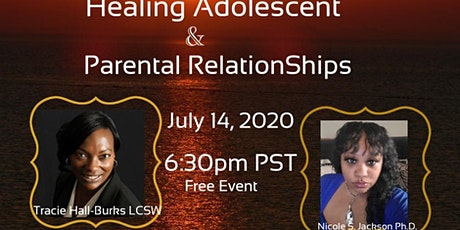 Mental Health & Healing: Healing Adolescent & Parental Relationships tickets