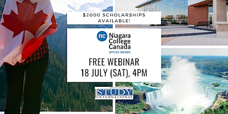 New Normal, New You - Study in Niagara College! tickets