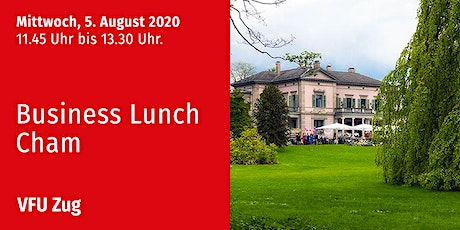 Business-Lunch, Cham, 05.08.2020 Tickets
