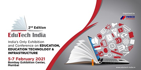 EduTech India 2021 tickets