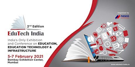 EduTech India 2021 tickets