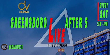 Greensboro Live After 5 tickets