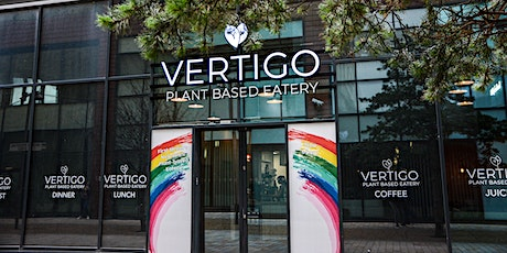 Vertigo AFTERNOON TEA (First St) tickets