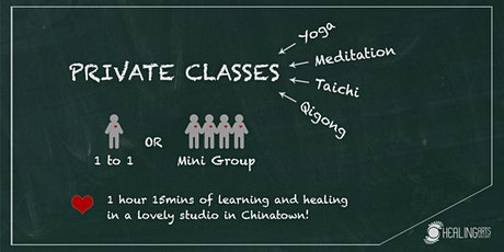 Private Classes in Chinatown tickets