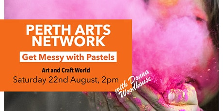 Get Messy with Pastels tickets