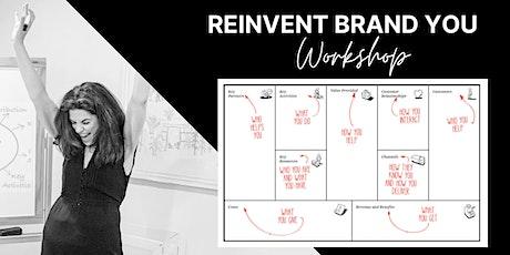 Reinvent Brand You tickets