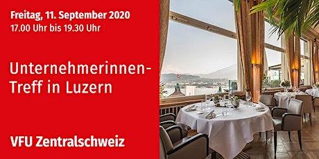 Unternehmerinnen-Treff, Luzern, 11.09.2020 Tickets