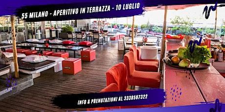 PAM / Aperitivo in Terrazza al 55 biglietti