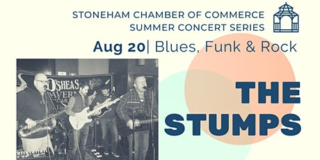 Stoneham Chamber Drive-In Concert Series:  The Stumps tickets