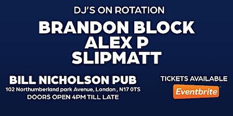 The Bill Nicholson Pub End Of Season Party July 19th tickets
