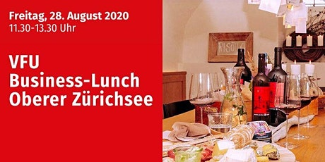 Business-Lunch, Oberer Zürichsee, 28.08.2020 Tickets