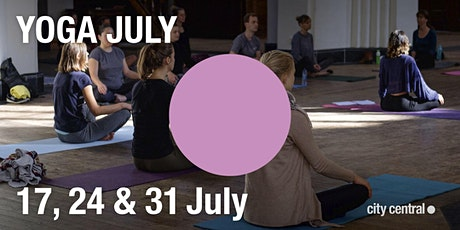 YOGA JULY with Yorah Yoga tickets