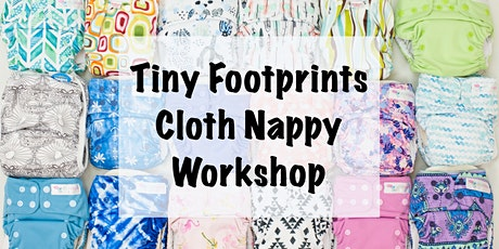 Tiny Footprints Cloth Nappy Workshop tickets