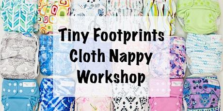 Tiny Footprints Cloth Nappy Workshop tickets