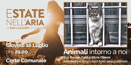 Animali intorno a noi tickets