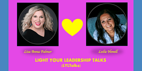 LYLTalk #7:  Finding Your Centre as a Leader July 8th, 11am EST/12 PST tickets
