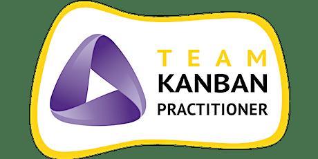 Virtual Team Kanban Practitioner (TKP) Certification - Weekend Class tickets