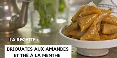 Masterclass culinaire: à la découverte du Maroc   avec Mama Fatima ! billets