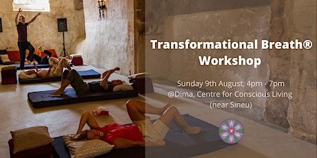 Transformational Breath® Workshop entradas