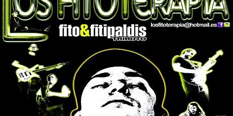 """El gran Tributo a Fito&Fitipaldis en Madrid """"Los Fitoterapia"""" entradas"""