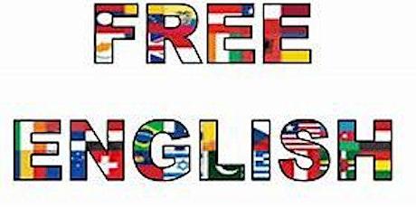 Free English Class tickets