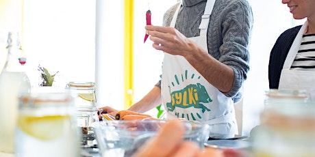Atelier Polyfermenté : Pickles maison billets