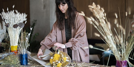 Make Your Own Dried Flower Bouquet tickets