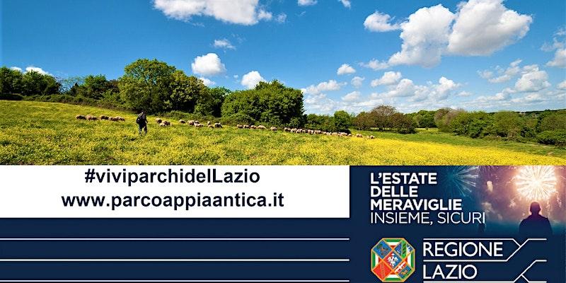 VIVI I PARCHI DEL LAZIO. Passeggiata naturalistica in Caffarella
