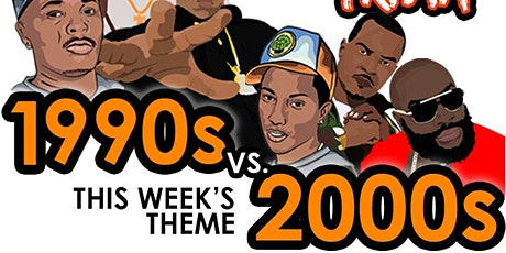Hip-Hop Trivia 1990's vs. 2000's tickets
