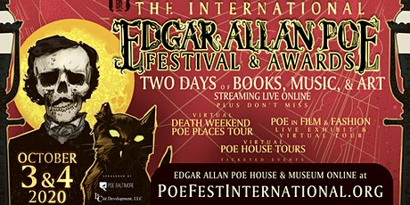 2020 International Edgar Allan Poe Festival & Awards tickets