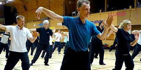 6 week beginner Tai Chi course tickets