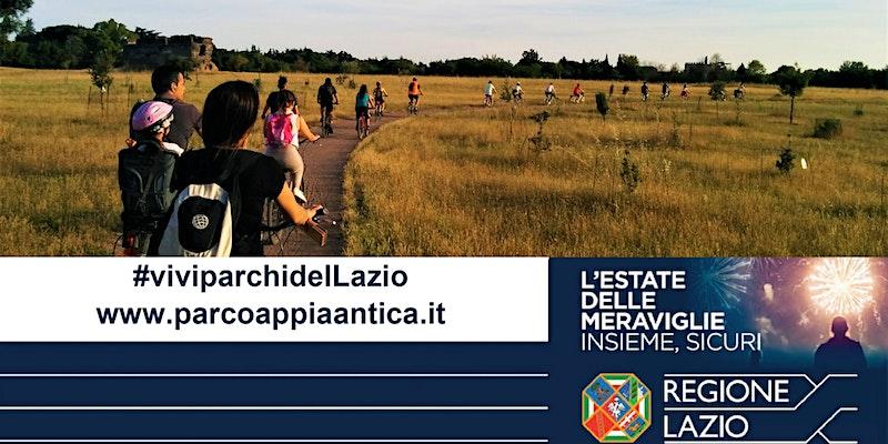 VIVI I PARCHI DEL LAZIO. Pedalata naturalistica in Caffarella