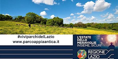 ANNULLATA VIVI I PARCHI DEL LAZIO.  Passeggiata naturalistica in Caffarella biglietti