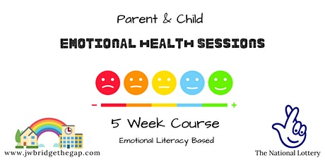 Parent and Child Emotional Health Sessions - National Lottery Funded tickets