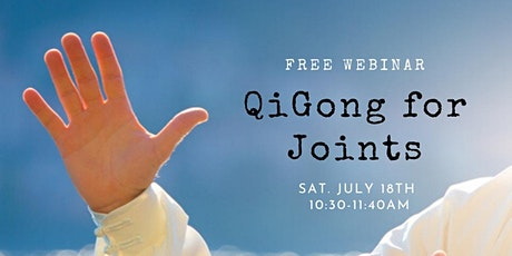 Qi Gong for Your Joints tickets