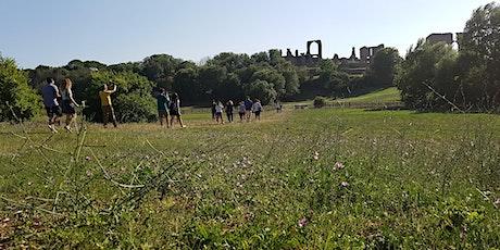 Pedalata sull'Appia alla scoperta di Villa dei Quintili biglietti