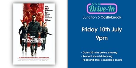 Junction 6 - Inglourious Basterds Drive-in Movie tickets