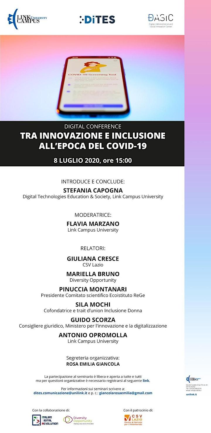 Immagine Welfare Community tra Innovazione e Inclusione