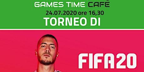 Torneo Fifa 20 Vinci Fifa 21 biglietti