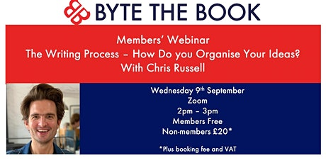 Members' Webinar: The Writing Process: How Do You Organise your Ideas? tickets