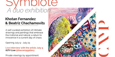 Q & A with Artists Khotan and Beatriz Chachamovits tickets
