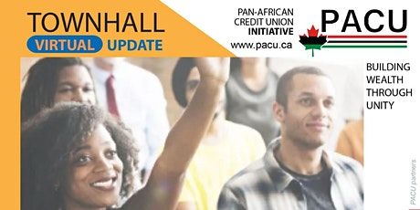 TOWNHALL -- Pan-African Credit Union Virtual Update tickets