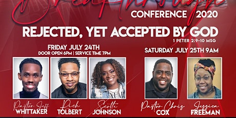 Breakthrough Conference 2020 tickets