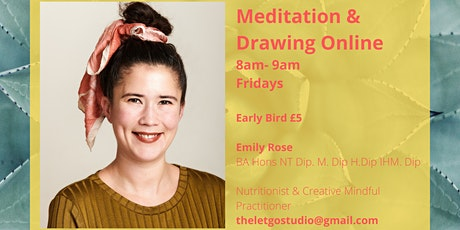 Mindful Morning Drawing & Meditation tickets